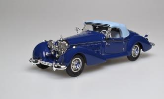 Прикрепленное изображение: 540K W29 Spezial Roadster sn408383 (Restored) 1939 Ilario.jpg