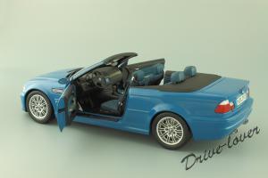 Прикрепленное изображение: BMW M3 E46 Cabriolet Kyosho for BMW 80430024432_10.JPG