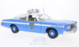 Прикрепленное изображение: Plymouth Fury Police Pursuit, blau-weiss, NYPD - New York Police Department, 1975.jpg
