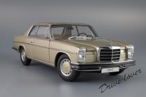 Прикрепленное изображение: Mercedes-Benz 280 C W114 Autoart 76186_02.JPG