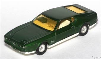 Прикрепленное изображение: 1971 Ford Mustang Mach 1 - Corgi - 329 - 1_small.jpg