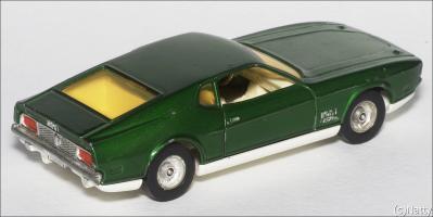 Прикрепленное изображение: 1971 Ford Mustang Mach 1 - Corgi - 329 - 2_small.jpg