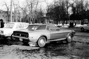 Прикрепленное изображение: 1971 Мустанг в Сокольниках-1.jpg