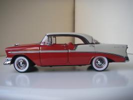 Прикрепленное изображение: Chevrolet Bel Air Sport Sedan 1956 (Precision Miniatures) (3).JPG