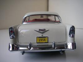 Прикрепленное изображение: Chevrolet Bel Air Sport Sedan 1956 (Precision Miniatures) (15).JPG