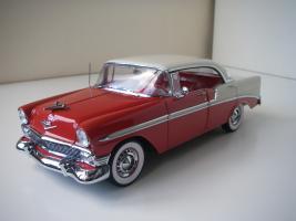 Прикрепленное изображение: Chevrolet Bel Air Sport Sedan 1956 (Precision Miniatures) (7).JPG