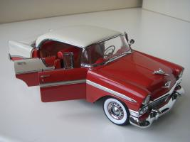 Прикрепленное изображение: Chevrolet Bel Air Sport Sedan 1956 (Precision Miniatures) (12).JPG
