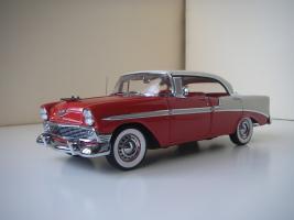 Прикрепленное изображение: Chevrolet Bel Air Sport Sedan 1956 (Precision Miniatures).JPG