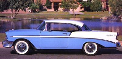Прикрепленное изображение: Chevrolet Bel Air Sport Coupe 1956.jpg