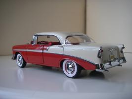 Прикрепленное изображение: Chevrolet Bel Air Sport Sedan 1956 (Precision Miniatures) (2).JPG