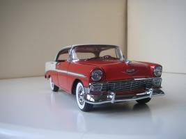 Прикрепленное изображение: Chevrolet Bel Air Sport Sedan 1956 (Precision Miniatures) (4).JPG