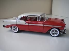 Прикрепленное изображение: Chevrolet Bel Air Sport Sedan 1956 (Precision Miniatures) (6).JPG