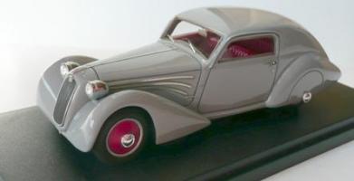 Прикрепленное изображение: 30 Alfa Romeo 6C 2300 Aerodynamica Coupé Pininfarina, 1935.jpg