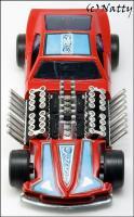 Прикрепленное изображение: 1969 Ford Mustang Mach IV Gary Weckesser Dragster - Politoys Polistil - M.27 - 13_small.jpg