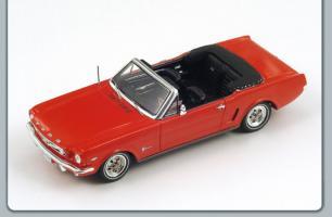 Прикрепленное изображение: 1966 Ford Mustang Convertible - Spark - S2639.jpg