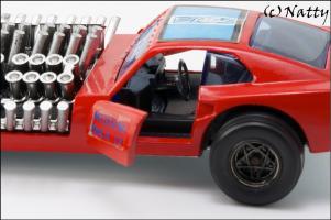 Прикрепленное изображение: 1969 Ford Mustang Mach IV Gary Weckesser Dragster - Politoys Polistil - M.27 - 7_small.jpg