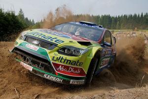 Прикрепленное изображение: Ford Focus RS WRC Rally Finland 2010.jpg