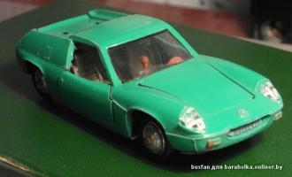 Прикрепленное изображение: Lotus Europa, СССР, 143. Год выпуска 1986.jpg
