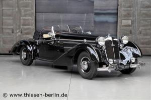 Прикрепленное изображение: Horch 853 A Sportroadster 1940.jpg