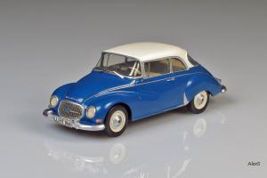 Прикрепленное изображение: Auto Union 1000 S Coupe 1961 В.Пивторак.jpg