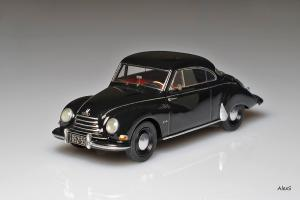 Прикрепленное изображение: DKW F91 Luxus-Coupe 1953 В.Пивторак.jpg