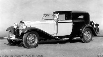 Прикрепленное изображение: W 07, city coupe from the body assembler Neuss in Berlin dating back to the early 1930s.jpg