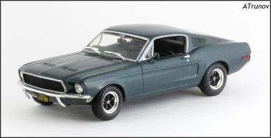 Прикрепленное изображение: 1968 Ford Mustang Fastback GT390 Bullitt - Minichamps - 436082022 - 1_small.jpg