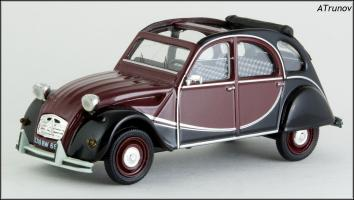 Прикрепленное изображение: 1982 Citroen 2CV Charleston Open Roof - Vitesse - CAR64596 - 1_small.jpg
