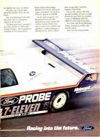 Прикрепленное изображение: 1985 Ford Mustang Probe IMSA GTP-rear.jpg
