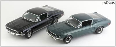 Прикрепленное изображение: 1968 Ford Mustang Fastback GT390 Bullitt - Minichamps - 436082022 - 5_small.jpg