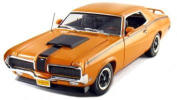 Прикрепленное изображение: Mercury-Diecast-American-Muscle-Autoworld-922-1-18th-Scale-1970-Mercury-Cougar-Eliminator-Elite-Edition-LE-500-Orange-001.jpg