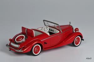 Прикрепленное изображение: Mercedes-Benz W136 1937 170 V Roadster William Clark Gable Autos Кузнецов 048 2.jpg