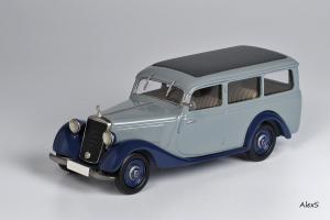 Прикрепленное изображение: Mercedes-Benz W136 1949 170 V Kombiwagen 3-Turen Aufbau Miesen Кузнецов 038 1.jpg