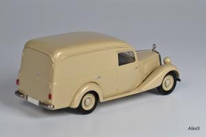 Прикрепленное изображение: Mercedes-Benz W136 1949 170 V Kasten-Lieferwagen 4-Turen Aufbau Hagele Кузнецов 055 2.jpg