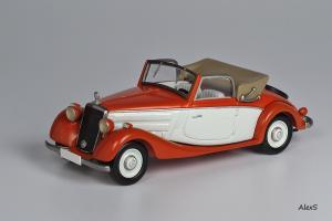 Прикрепленное изображение: Mercedes-Benz W136 1937 170 V Cabriolet A Кузнецов 056 1.jpg