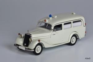 Прикрепленное изображение: Mercedes-Benz W136 1952 170 Vb Krankenwagen Aufbau Miesen Кузнецов 042 1.jpg