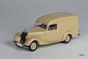 Прикрепленное изображение: Mercedes-Benz W136 1949 170 V Kasten-Lieferwagen 4-Turen Aufbau Hagele Кузнецов 055 1.jpg