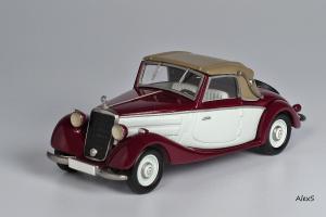 Прикрепленное изображение: Mercedes-Benz W136 1937 170 V Cabriolet A Кузнецов 057 1.jpg