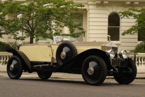 Прикрепленное изображение: 1925 Barker 3 seater hunting car.jpg
