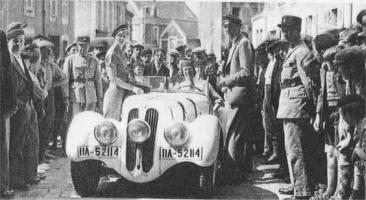 Прикрепленное изображение: 1937 - FRAZER NASH BMW 328 #29 - Aldington+Fane_LE MANS.jpg