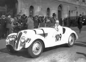 Прикрепленное изображение: 1938 BMW 328 Mille Miglia #109.jpg
