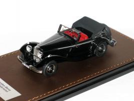Прикрепленное изображение: Mercedes 290A W18 Cabrio offen 1936 012.JPG