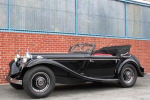 Прикрепленное изображение: Mercedes-Benz 290A W18 Cabrio 1936.jpg