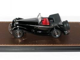 Прикрепленное изображение: Mercedes 290A W18 Cabrio offen 1936 010.JPG