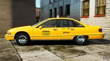 Прикрепленное изображение: Chevrolet Caprice Sedan N.Y.C Taxi 1991.jpg