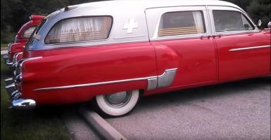 Прикрепленное изображение: 1952 Packard Henney Ambulance 4.JPG