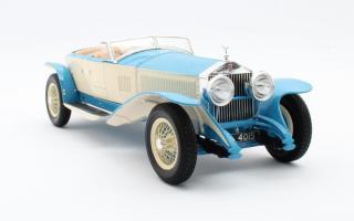 Прикрепленное изображение: Rolls Royce Phantom Experimental Vehicle #10EX by Barker 1926  Matrix 001.jpg