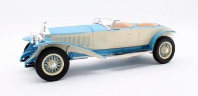 Прикрепленное изображение: Rolls Royce Phantom Experimental Vehicle #10EX by Barker 1926  Matrix 005.jpg