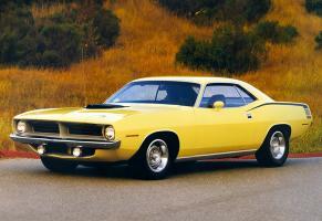 Прикрепленное изображение: Plymouth Hemi Cuda 1970.jpg