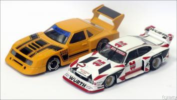 Прикрепленное изображение: 1981 Ford Capri Gr.5 Wurth K.Ludwig - Minichamps - 430818502 - 5_small.jpg